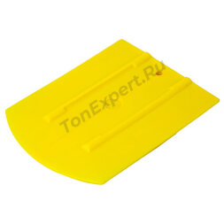 "Желтый ракель Uzlex ERGONOMIC SQUEEGEE YELLOW, 4""+ (110 x 90mm)"